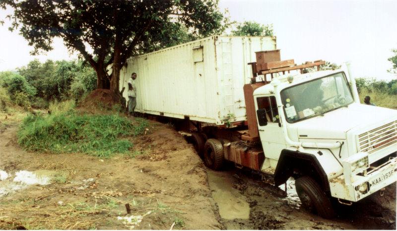 Truck-on-Side