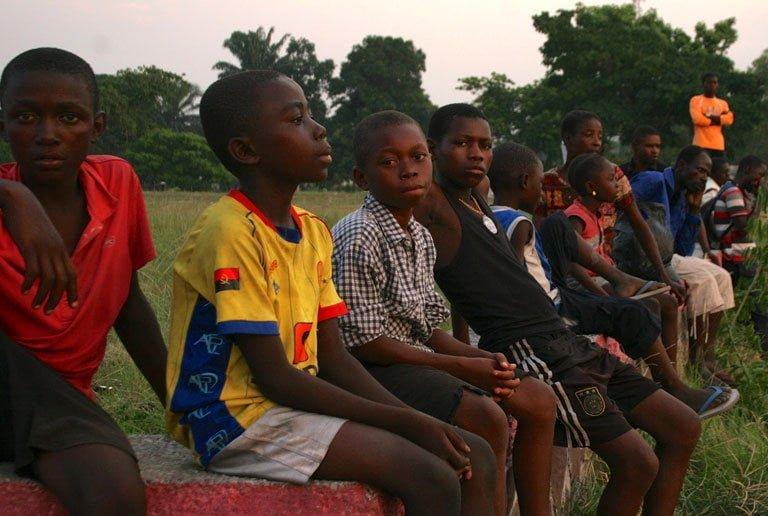 Kinkole Kinshasa DRC2014