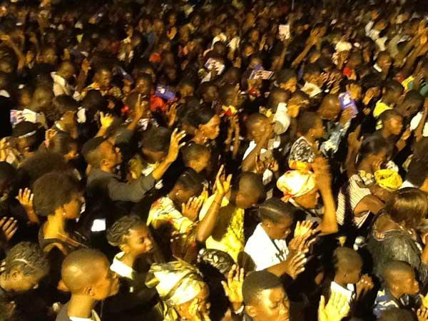 Maluku Kinshasa DRC 2014
