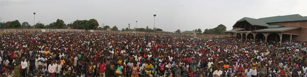 Isiro DRC